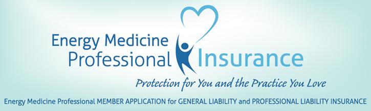 Energy medicine professional insurance
